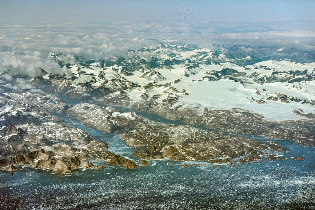 South Coast of Greenland