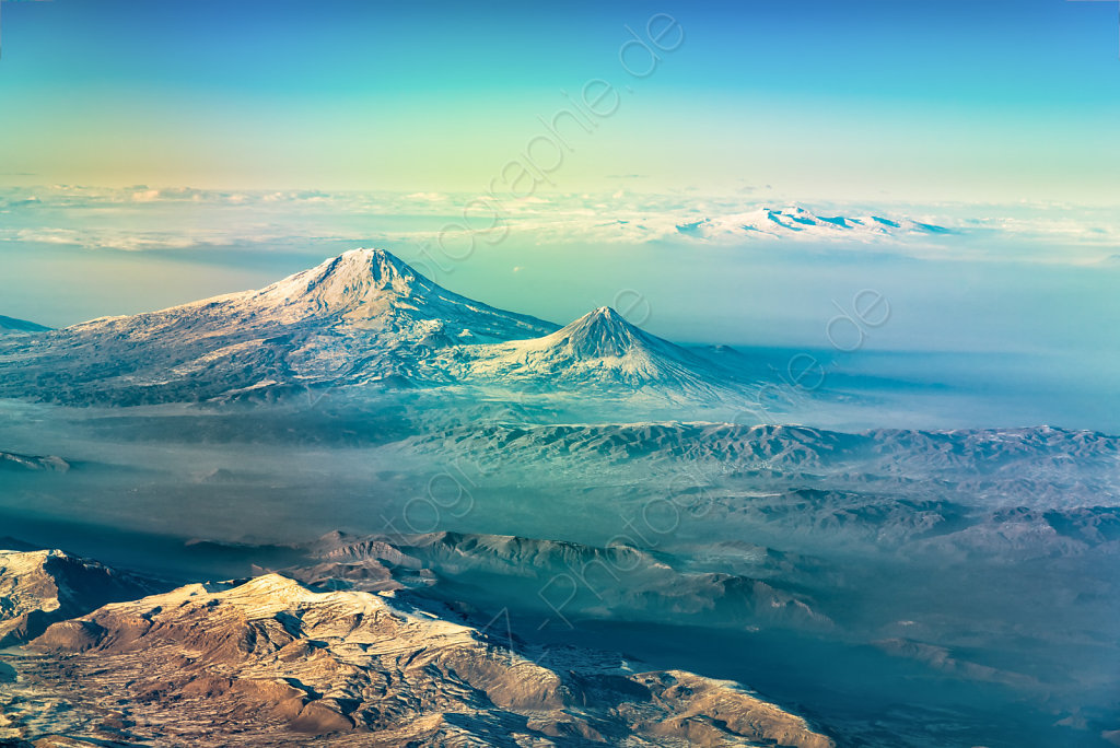 Ararat Mountain, Turkey