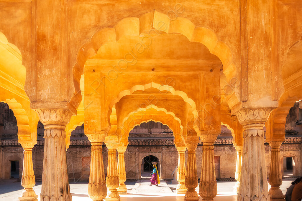 Amber Fort and Palace, Jaipur, India