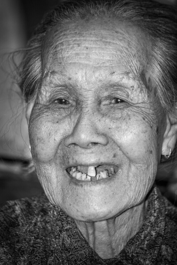 A long life, Guangzhou, China